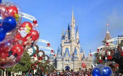 Walt Disney World Kissimmee FL